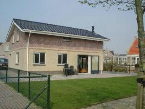 Recreatiepark de Friese Wadden 14 - Nederland - Friesland - 10 personen